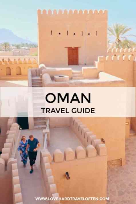 Oman Travel Guide including things to do in Oman, traveling to Oman, what to wear in Oman, Oman picture inspiration and more!