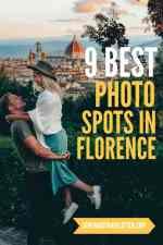 Best photo spots in Florence, blog by LoveHardTravelOften.com