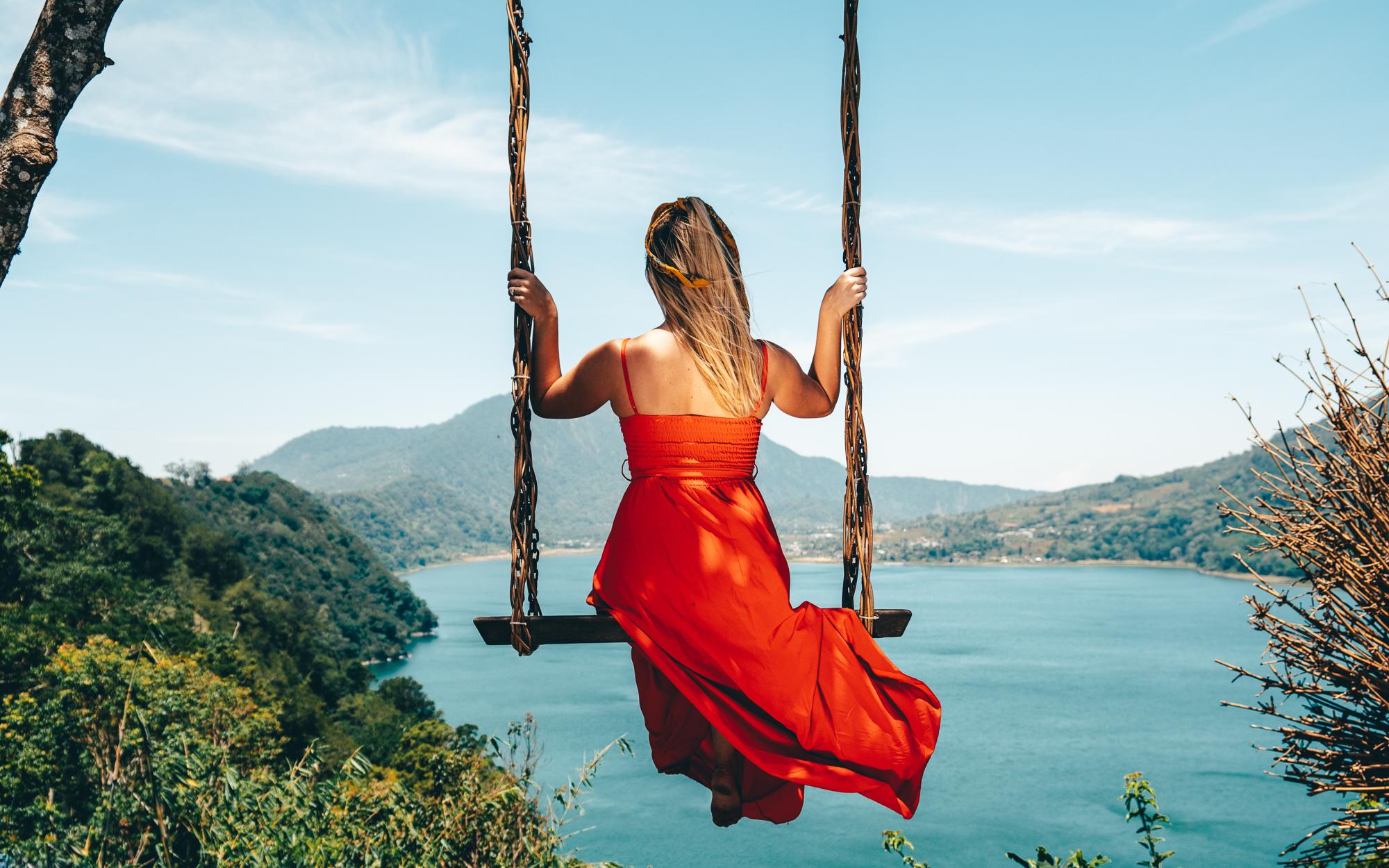 Wanagiri Hidden Hills Bali S Famous Swing Instagram Spots