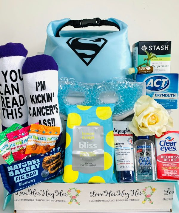 Radiation Care Package Superman