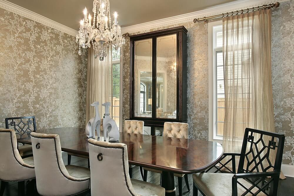 57 Inspirational Dining Room Ideas  Pictures    Love Home Designs shutterstock 36192799