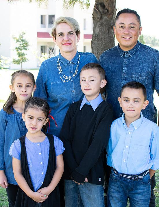 Partner with the Gómez family