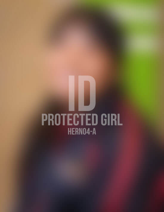 Choose to sponsor an ID-protected girl