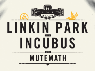 Linkin Park/Incubus fans offered a chance to GET ON THE LIST throughout Honda Civic Tour