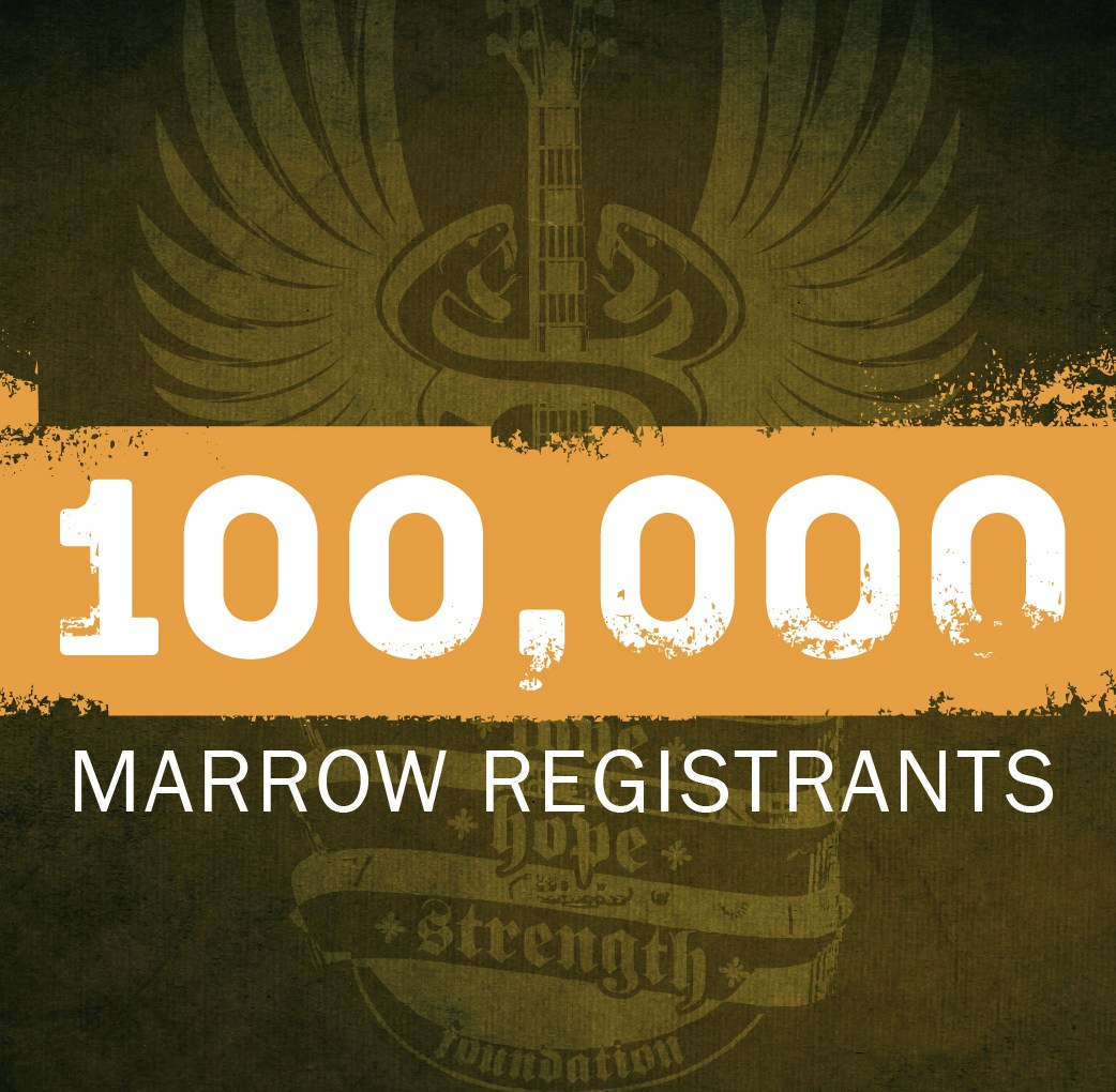 LHS adds 100k to National Marrow Registry