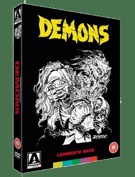 demons sleeve