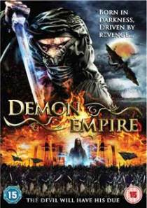 demon empire dvd cover 2006
