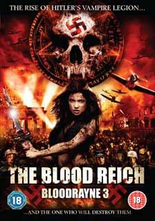 BloodRayne 3 Third Reich blood reich cover