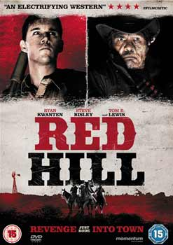 Red Hill DVD cover