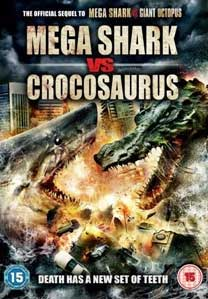 mega shark vs crocosaurus 2010 dvd cover