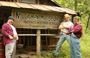 Muckman horror troma 2009