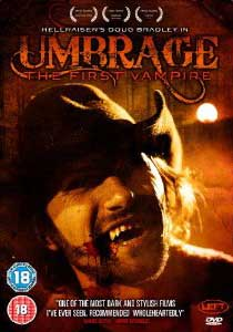 UUmbrage The First Vampire cover dvd