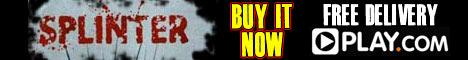 buy splinter dvd play.com