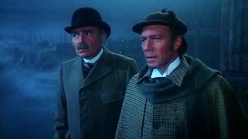Murder by Decree Holmes Watson