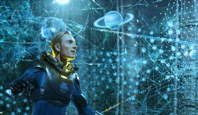 Prometheus movie 2012