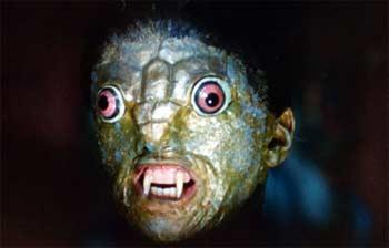 The Reptile horror 1966 hammer film