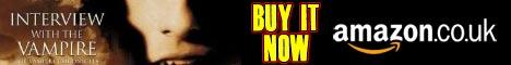 buy interview with the vampire dvd amazon