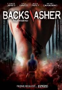 backslasher 2012 dvd cover horror