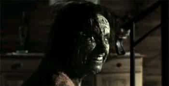 Extinction zombie horror film