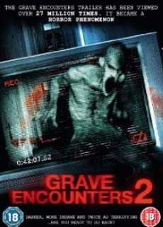 Grave Encounters 2 DVD cover