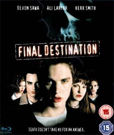 Final Destination 200 blu ray cover