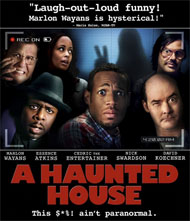 A haunted house dvd cover 2013