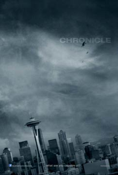 Chronicle 2012 cover