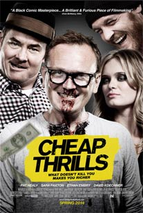 Cheap Thrills 2013 cover