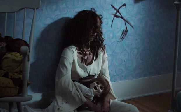 Annabelle Horror Movie 2014