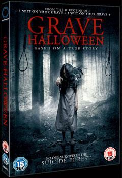 Grave Halloween 2013 cover horror