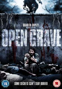 open grave horror Copley