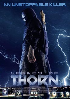 Legacy of Thorn 2014 film