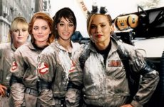 Jennifer Lawrence Emma Stone Melissa McCarthy and Amy Schumer Lizzy Caplan ghostbusters
