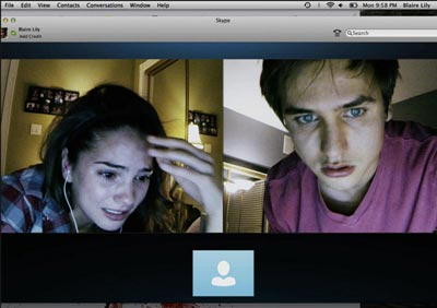 Unfriended horror movie social