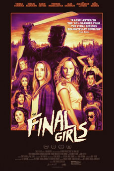 The final girls dvd cover
