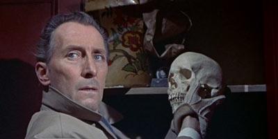 The Skull horror 1965 Peter Cushing
