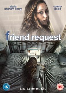 Friend Request (2016) review horror