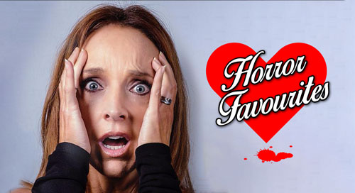 Horror favourites Joanne Mitchell