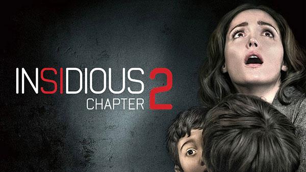 Insidious 2 horror