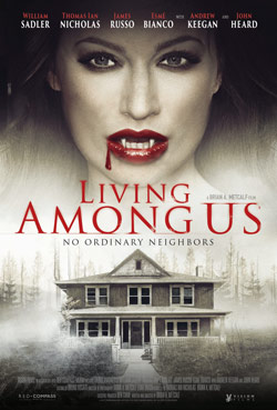 Living Among Us 2018 vampire horror