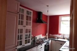 Kitchen - Red (Toffee Apple)