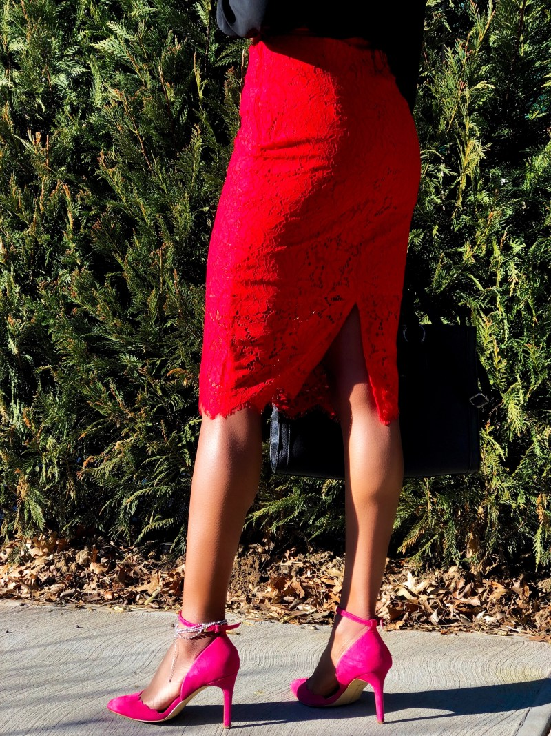 COLOR COMBINATIONS: How to Style Red and Pink Outfit (5 Tips)