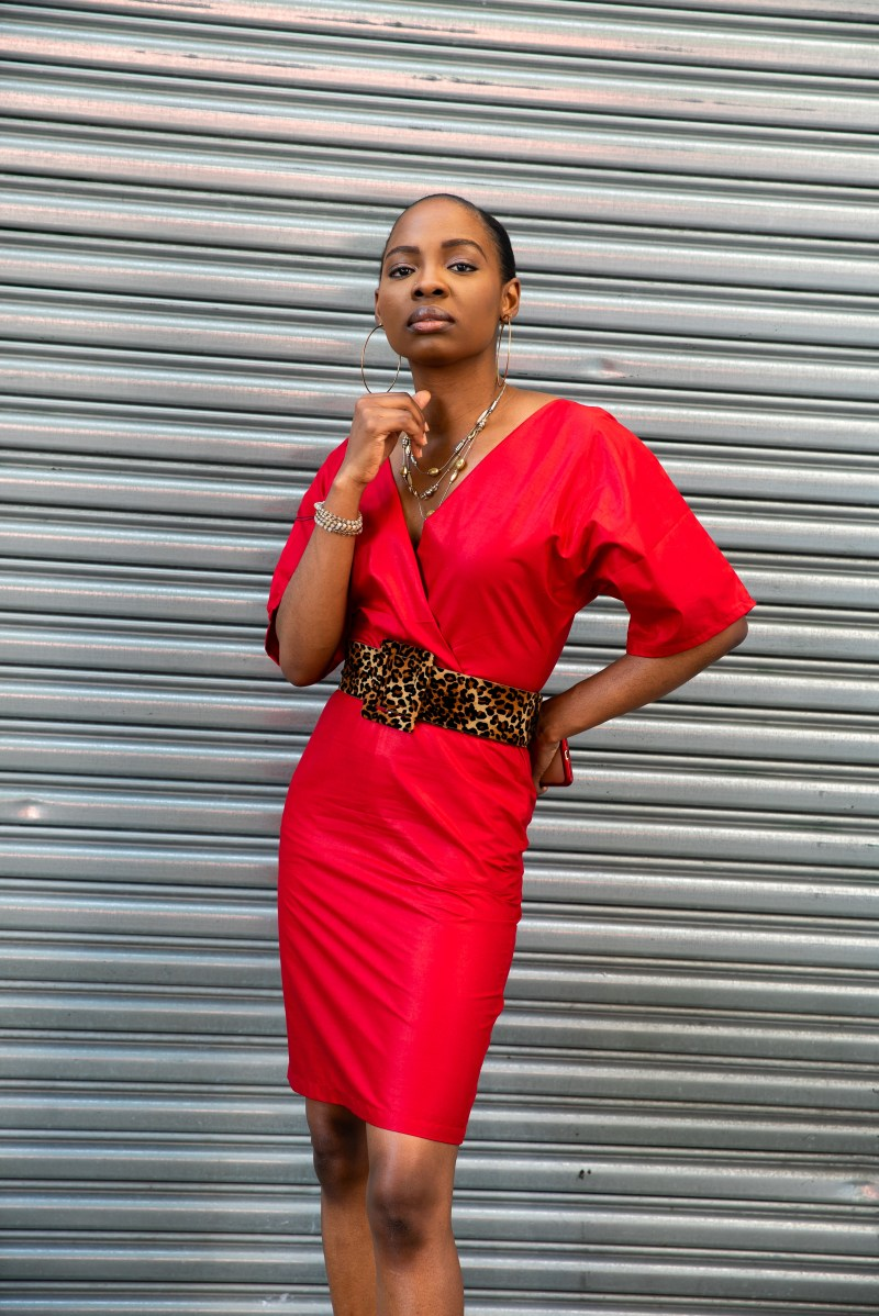 DIY Kimono Style Dress