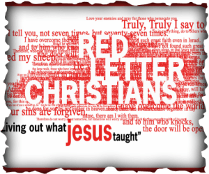 red letter christians