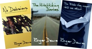 Click here to go to Roger's books on Amazon (and help support Love in a Dangerous Time)
