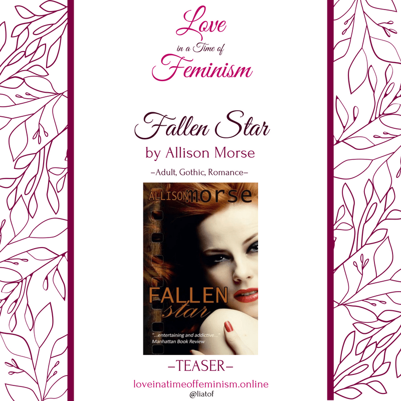Teaser: Fallen Star by Allison Morse
