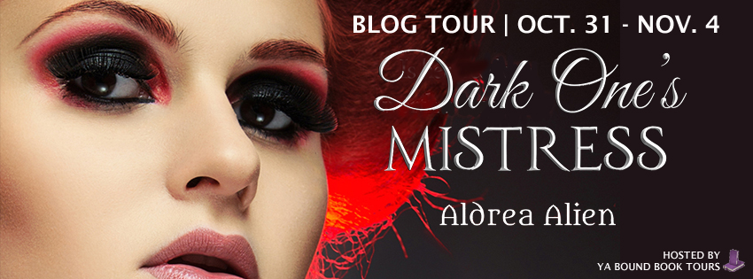 Meet The Cast: Dark One's Mistress by Aldrea Alien