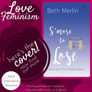 Cover Reveal: S'more to Lose by Beth Merlin