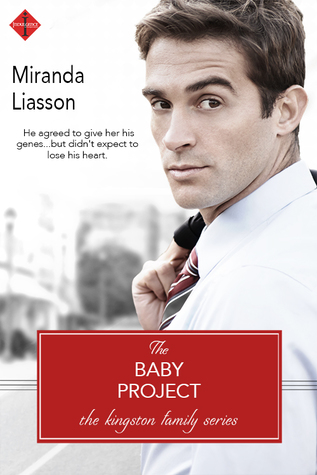 Review and Excerpt: The Baby Project by Miranda Liasson