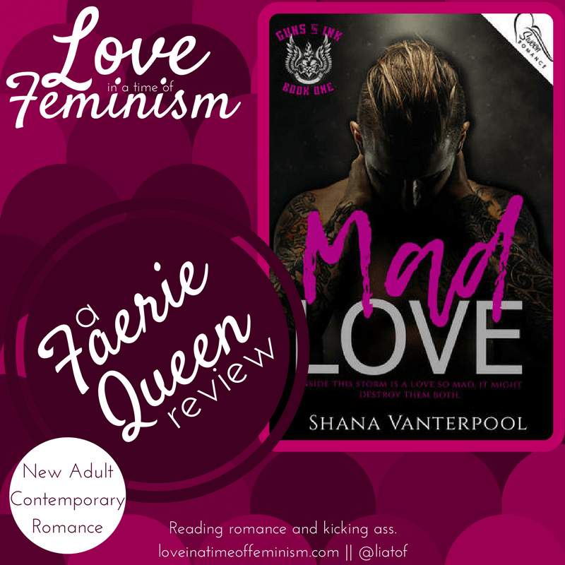 Review: Mad Love by Shana Vanterpool